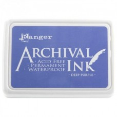 Ranger Archival Ink Pad - Deep Purple
