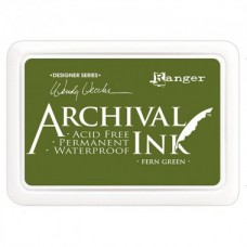 Ranger Archival Ink Pad - Fern Green