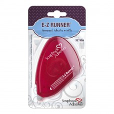 3L Adhesive - E-Z Runner - Permanent Tape (1/2 inch)
