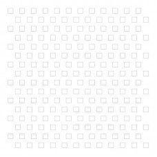 Couture Creations Adhesive - 3D Foam - White - Squares (904 pcs)