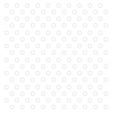 Couture Creations Adhesive - 3D Foam - White - Mini Dots (360 pcs)