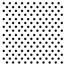 Couture Creations Adhesive - 3D Foam - Black - Mini Dots (360 pcs)