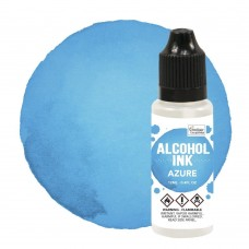 Couture Creations Alcohol Ink - Aquamarine / Azure - 12ml