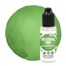 Couture Creations Alcohol Ink - Botanical / Shamrock - 12ml