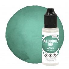 Couture Creations Alcohol Ink - Bottle / Jade - 12ml