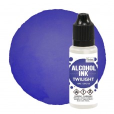 Couture Creations Alcohol Ink - Indigo / Twilight - 12ml