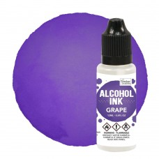 Couture Creations Alcohol Ink - Purple Twilight / Grape - 12ml