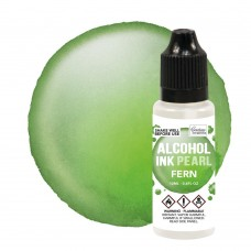 Couture Creations Alcohol Ink - Envy / Fern Pearl - 12ml