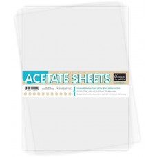 Couture Creations Acetate Sheets A4 (50pcs)