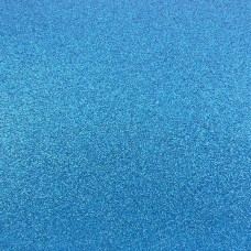 Couture Creations Glitter Paper (210gsm - 1pc) - Deep Blue