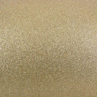 Couture Creations Glitter Paper (210gsm - 1pc) - Vintage Gold