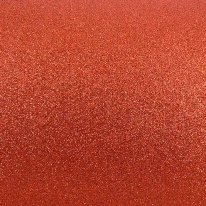 Couture Creations Glitter Paper (210gsm - 10pc) - Deep Red