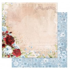 Couture Creations Blooming Friendship Paper - 12 x 12in Double Sided - Sheet 1 (5pc)