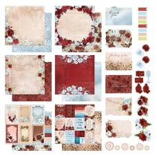 Couture Creations Blooming Friendship - 12 x 12 - (12 sheets