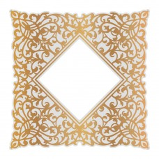Couture Creations Gentlemans Emporium - Ornate Background (1pc) - 112 x 112mm