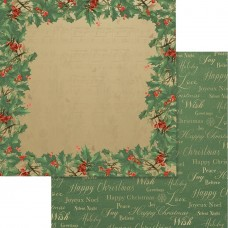 Couture Creations Naughty Or Nice Paper - 12 x 12 - Sheet 10 Double Sided