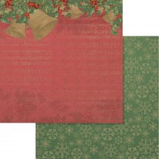 Couture Creations Naughty Or Nice Paper - 12 x 12 - Sheet 03 Double Sided