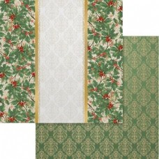 Couture Creations Naughty Or Nice Paper - 12 x 12 - Sheet 06 Double Sided