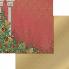 Couture Creations Naughty Or Nice Paper - 12 x 12 - Sheet 08 Double Sided