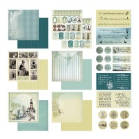 Couture Creations Sea Breeze Collection Pack