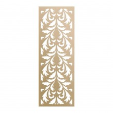 Couture Creations Special Occasions - Die - Gold Leaf Banner Die (1pc)