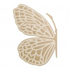 Couture Creations Special Occasions - Die - Layered Butterfly Decorative Set (3pc)