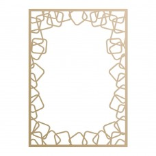 Couture Creations Special Occasions - Die - Rounded Squares Frame (1pc)