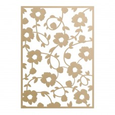 Couture Creations Special Occasions - Die - Floral Vines Background (1pc)