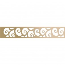 Couture Creations Special Occasions - Die - Swirling Banner (1pc)