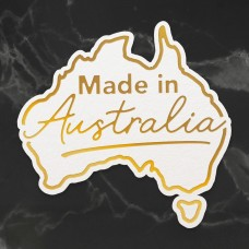 Couture Creations Sunburnt Country - Cut, Foil and Emboss Die - Made in Australia (1pc)