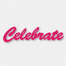 Couture Creations Die - VR - Celebrate (79.4 x 19mm)