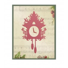 Couture Creations Die - CH - Cuckoo Clock