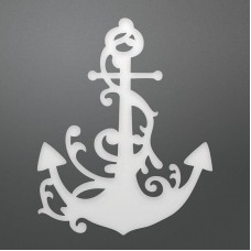Couture Creations Die - SE - Decorative Anchored Flourish