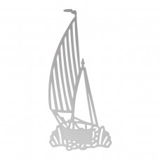 Couture Creations Die - SM - Sail Boat (1pc)