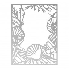 Couture Creations Die - SM - Beachside Background (1pc)