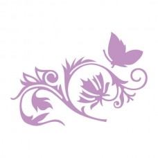 Couture Creations Die - SG - Butterfly Flourish 2 (85x55mm)