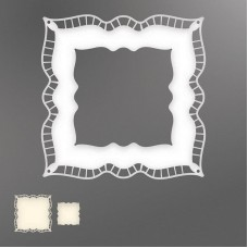 Couture Creations Die - VR - Nesting Postale Squares