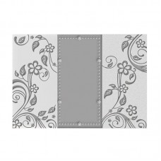 Couture Creations Emboss Folder A4 - BI - Leaves
