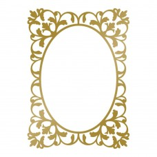 Couture Creations Hotfoil Stamp - AG - Classic Frame