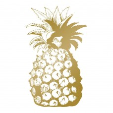 Couture Creations Hotfoil Stamp - AG - Pineapple