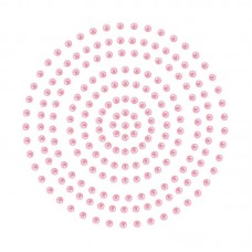 Couture Creations Adhesive Pearls - Deep Pink (2mm- 424pc)