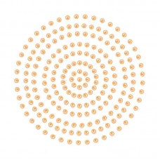 Couture Creations Adhesive Pearls - Soft Peach (2mm- 424pc)