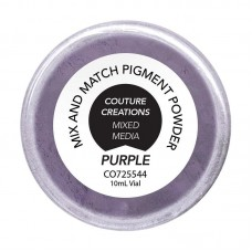 Couture Creations Mix and Match Pigment - Purple