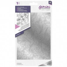 Crafter's Companion Foil Stamp Die - Elements - Ornate Swirls Background