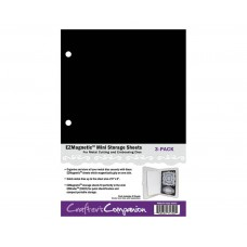 "Crafter's Companion EZ Magnetic Sheets - 8.25"" x 5.5"" - 3 pack"