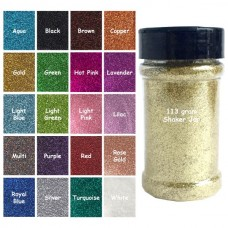 Craftworkz Glitter - Ultra Fine - 113 grams Tub You Choose Colour
