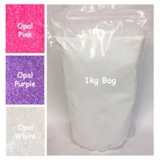 Craftworkz Glitter - Ultra Fine Opalescent - 1kg Bag You Choose Colour