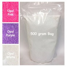 Craftworkz Glitter - Ultra Fine Opalescent - 500g Bag You Choose Colour