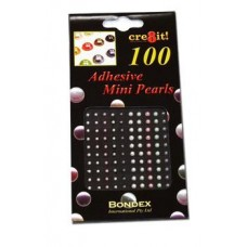 Cre8it! 100 Adhesive Mini pearls