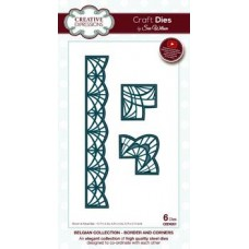 Creative Expressions Die Belgian Collection Borders & Corners